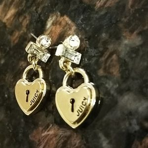 💘Juicy Couture Earrings💘